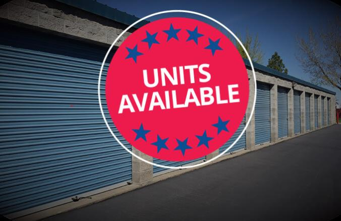 Available Now - 143 New Storage Units