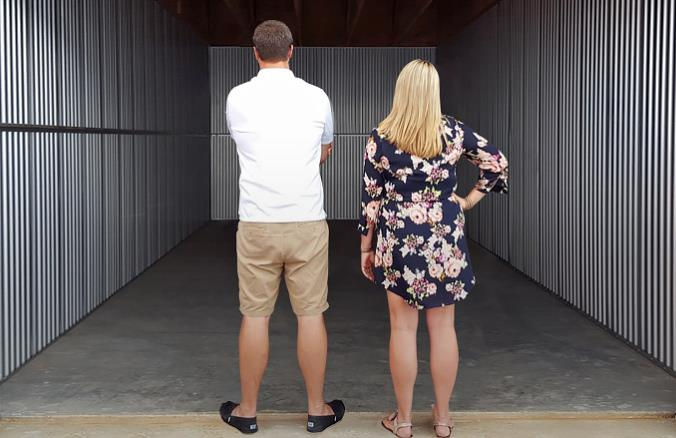 If you're looking for a little help on storage unit sizes?
